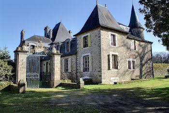 château à Le bono (56)