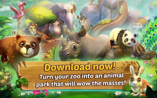 Zoo 2: Animal Park filehippodl screenshot 15