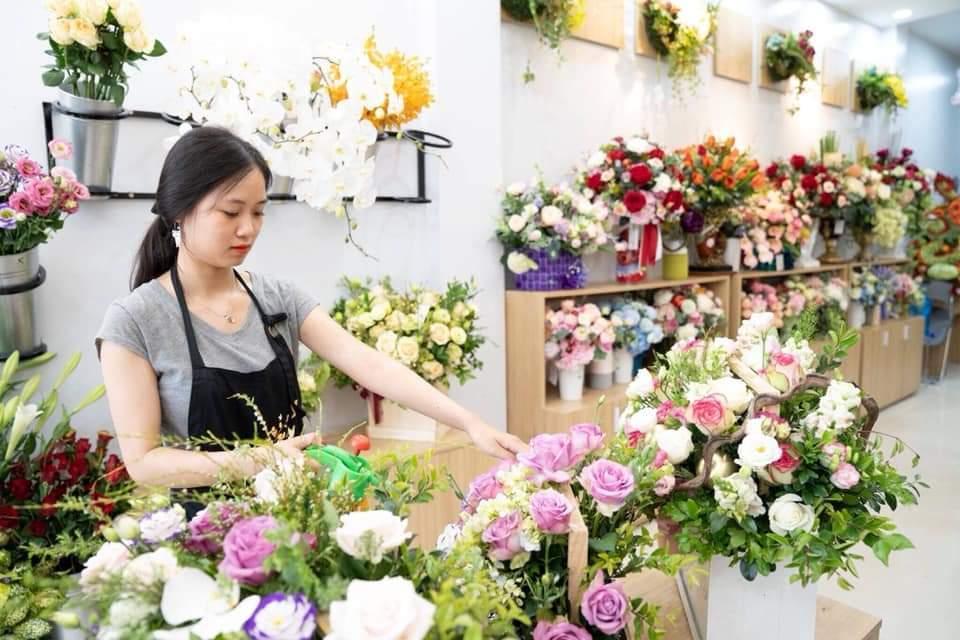 Kết quả hình ảnh cho shop hoa đà nẵng