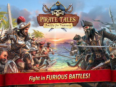 Pirate Tales Battle for Treasure MOD (Unlimited Money) 8