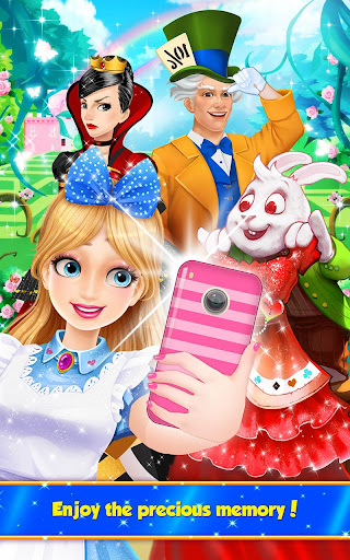 Alice Magic Destiny Makeover|玩休閒App免費|玩APPs