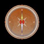 Magic Compass Zero Icon