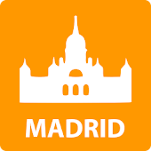 Madrid Travel Map Guide in English. Events 2018