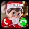 Elf on The Shelf Calling icon