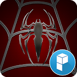 Red Spider launcher theme Icon