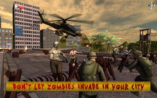 城市狙击手:僵尸入侵