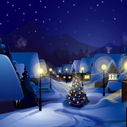 Notte Di Natale Sfondi Animati App Su Google Play
