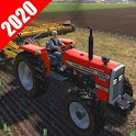 Farming Simulator Master 3D:Village Life 2020 icon