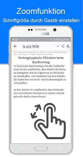 JLaw Gesetze & Urteile screenshot 5