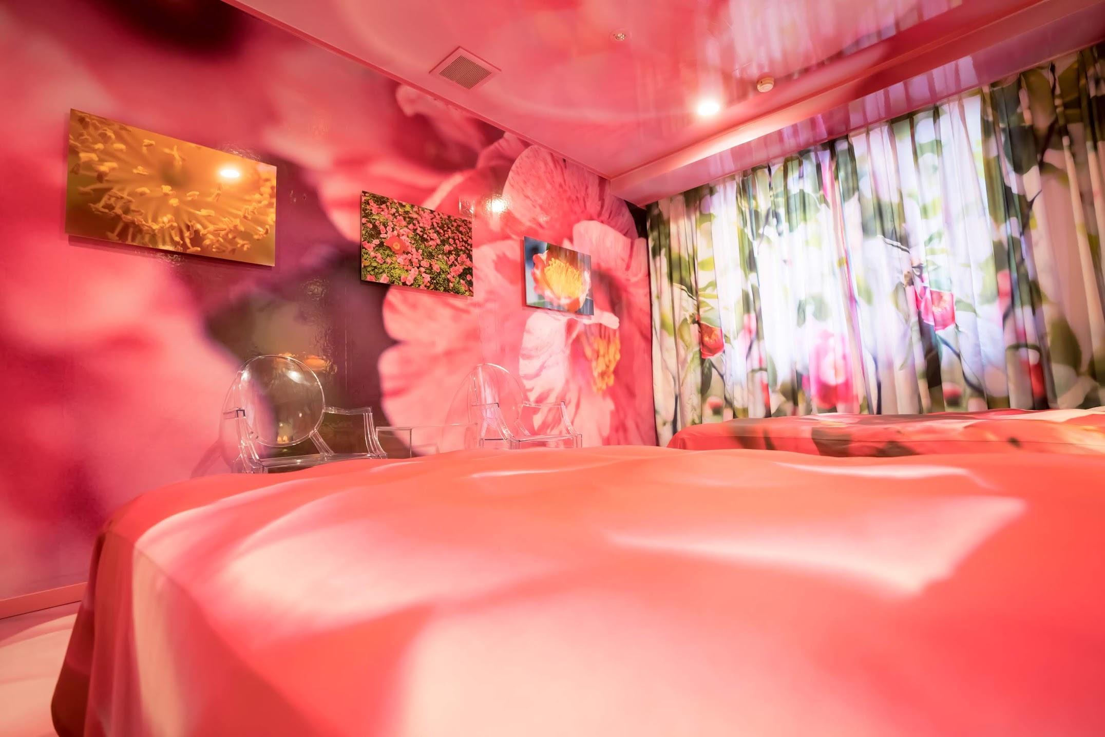 Dogo Prince Hotel Mika Ninagawa TSUBAKI5