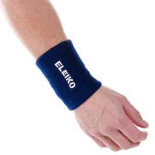 Eleiko Kettlebell Wrist Wraps - Navy