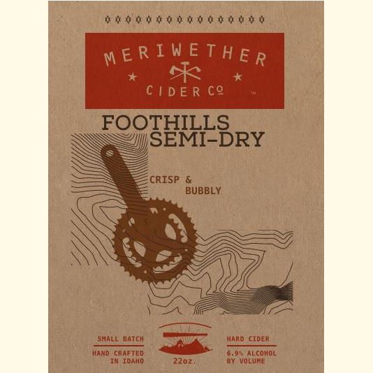 Logo of Meriwether Foothills Semi-Dry