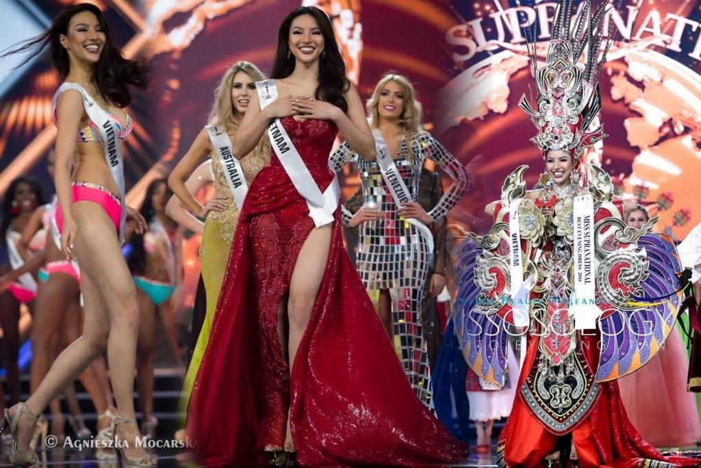 Hoa hậu Siêu quốc gia chính là cuộc thi người đẹp Việt thành công nhất |  Việt Nam Mới