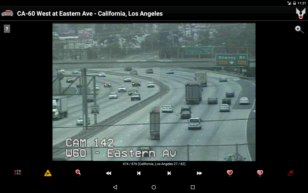 California Cameras Traffic Android Apps On Google Play - Los angeles freeway map traffic