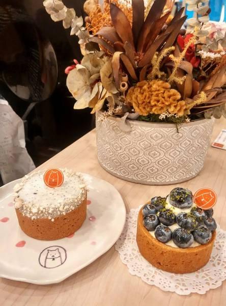 Glocke Bakery手做甜點工作室-頭一間甜點店能讓我一訪再訪 吃的不只是美味 更是對甜點的堅持 最近有黃阿瑪的分身大瑪到店喔!!