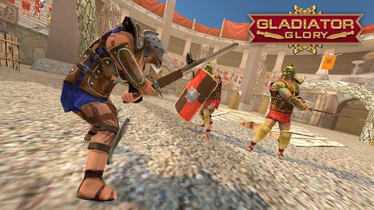 Gladiator Glory Apk Mod (Dinheiro Infinito) 8