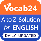 #1 Vocab App: A to Z Solution for English