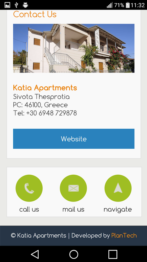 Katia Apartments- screenshot
