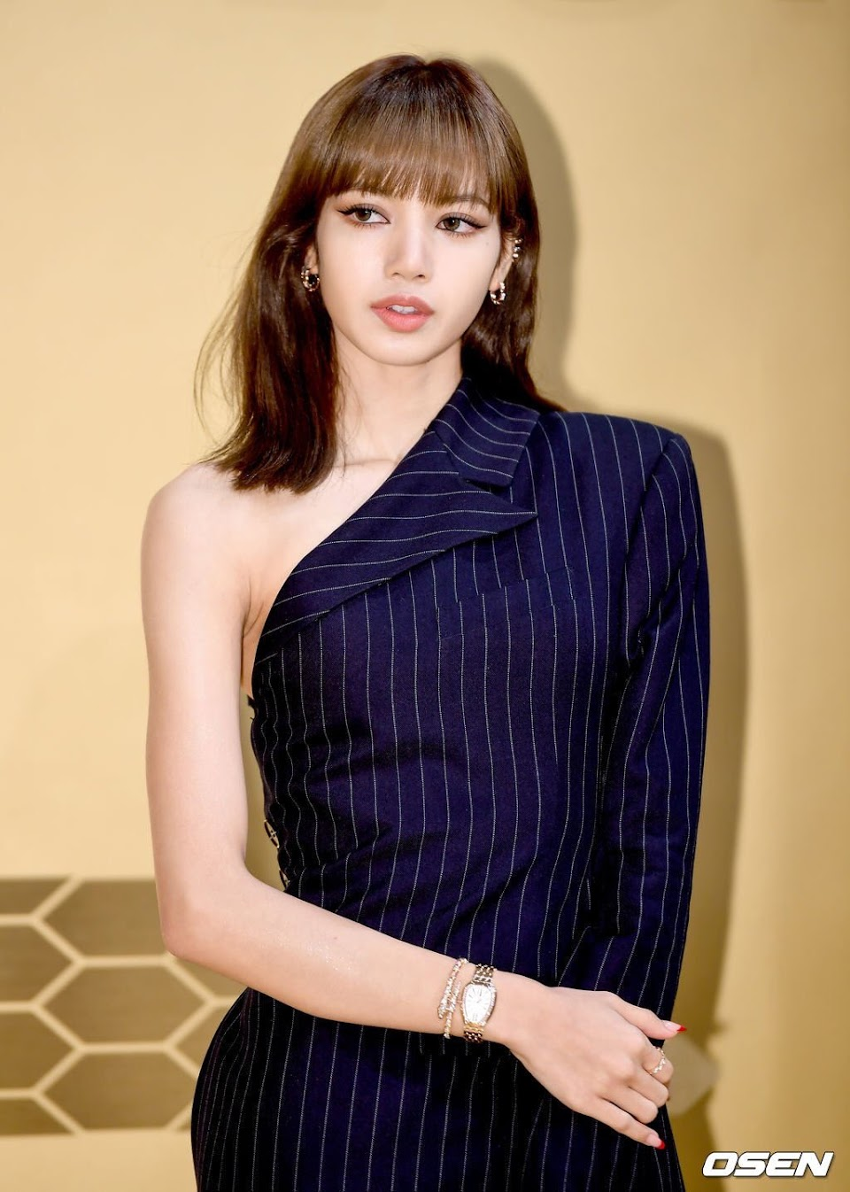 blackpink lisa BVLGARI