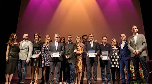 Colega Almería entrega sus Premios 2019