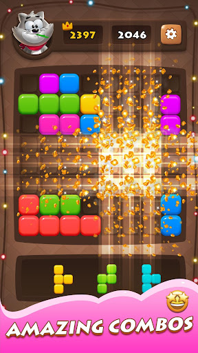 Puzzle Master - Sweet Block Puzzle modavailable screenshots 3