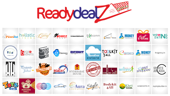 Ready Dealz Ecommerce- screenshot thumbnail
