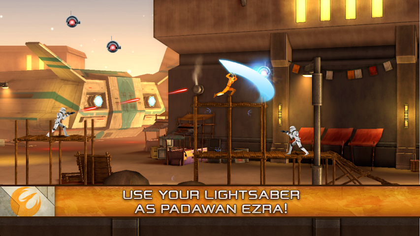 android Star Wars Rebels Screenshot 7
