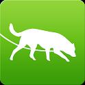 Tracking-Dog icon