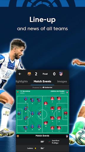 La Liga - Live Soccer Scores, Goals, Stats & News Screenshots 23