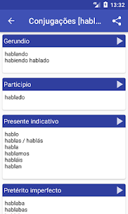 App Spanish Dictionary - Offline APK for Windows Phone