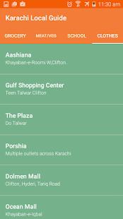 Karachi Local Guide - náhled