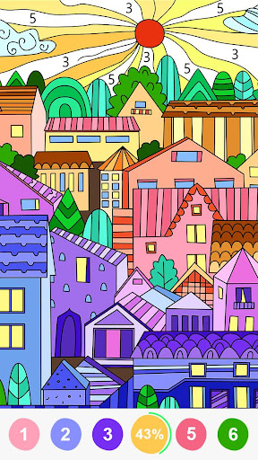 Pop Color   Coloring Pages cheat screenshots 2
