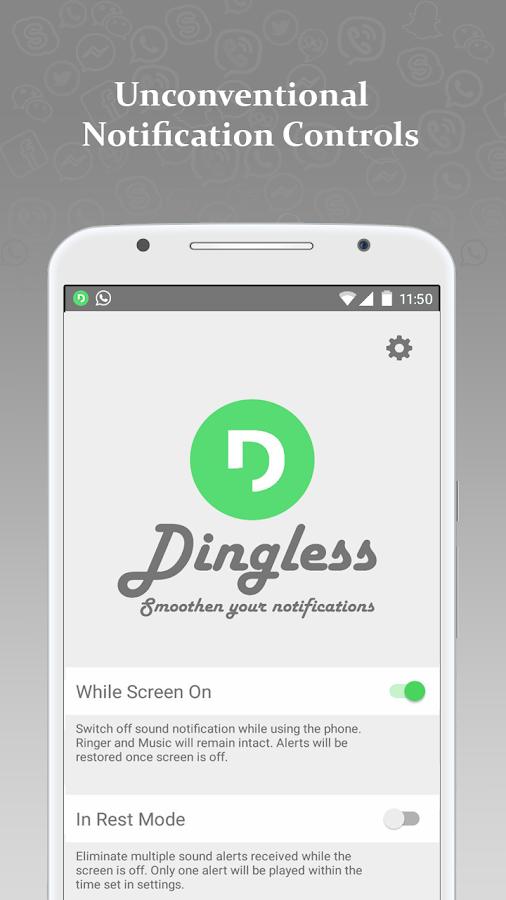 Dingless