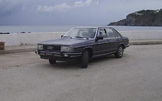 Audi 100 C 2 Rent Campania