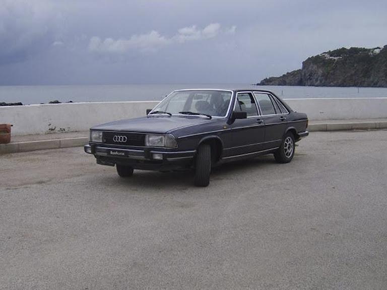 Audi 100 C 2 Hire Forio