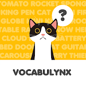 VOCABULYNX: English vocabulary
