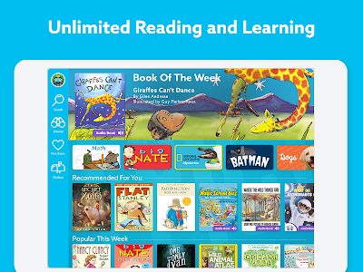 Epic!: Kids' Books, Audiobooks, & Learning Videos 1.1.1 (Subscribed)