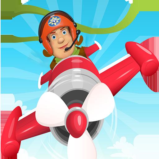 Super Sam Flying