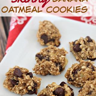 Skinny 3 Ingredient Cookies