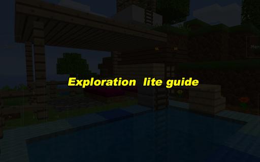 explore minercraft lites