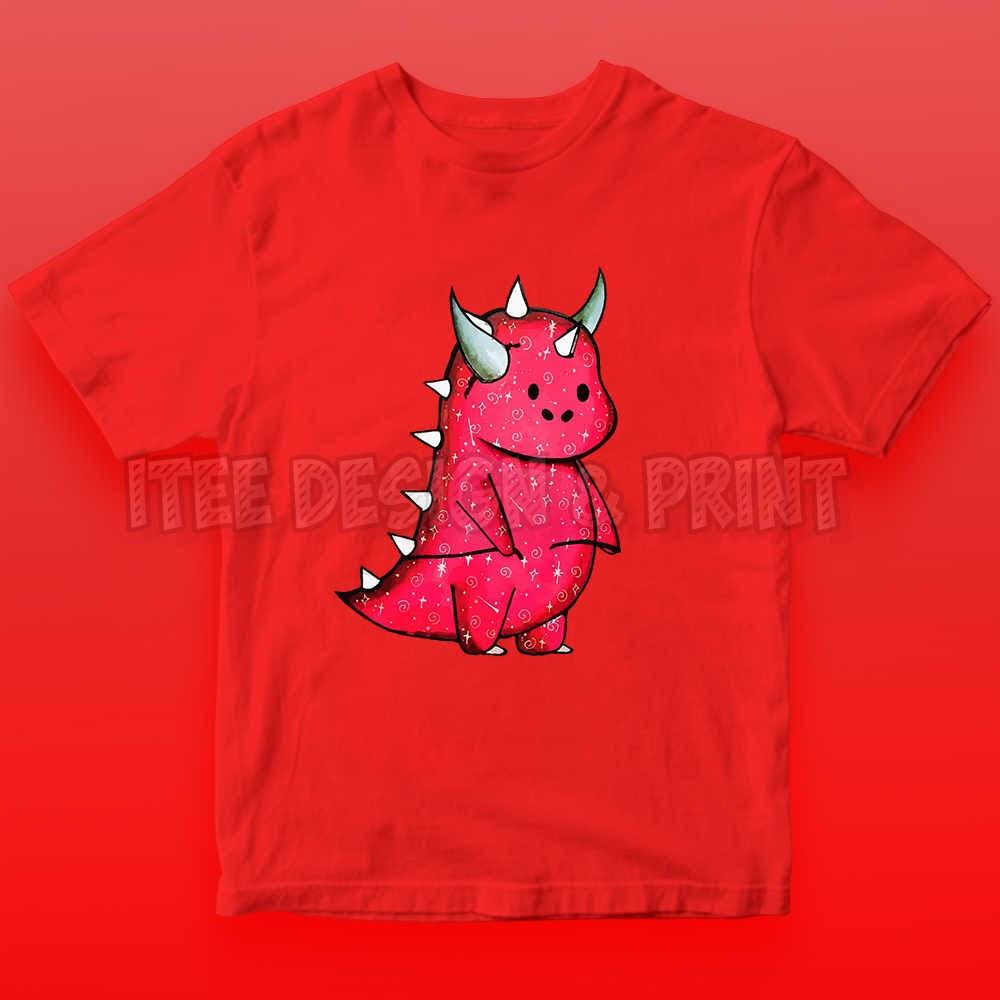 TikTok Dino Merah 16