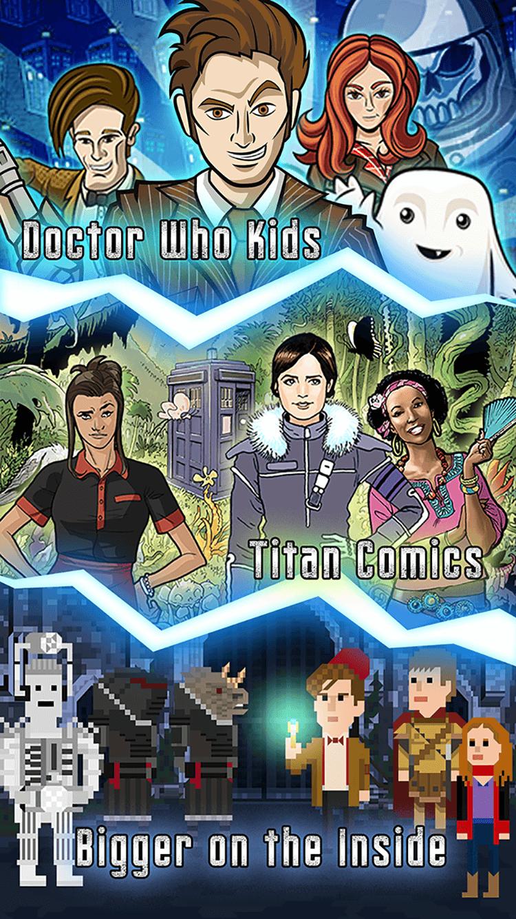 Doctor Who: Legacy screenshot #4