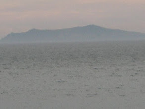 Photo: View of Channel Islands from Ventura Promenade.