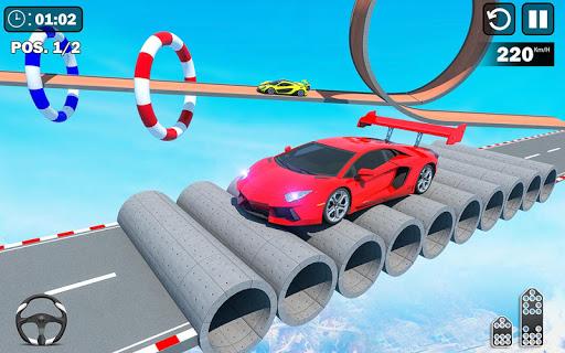 GT Mega Ramp Stunts Free  screenshots 7