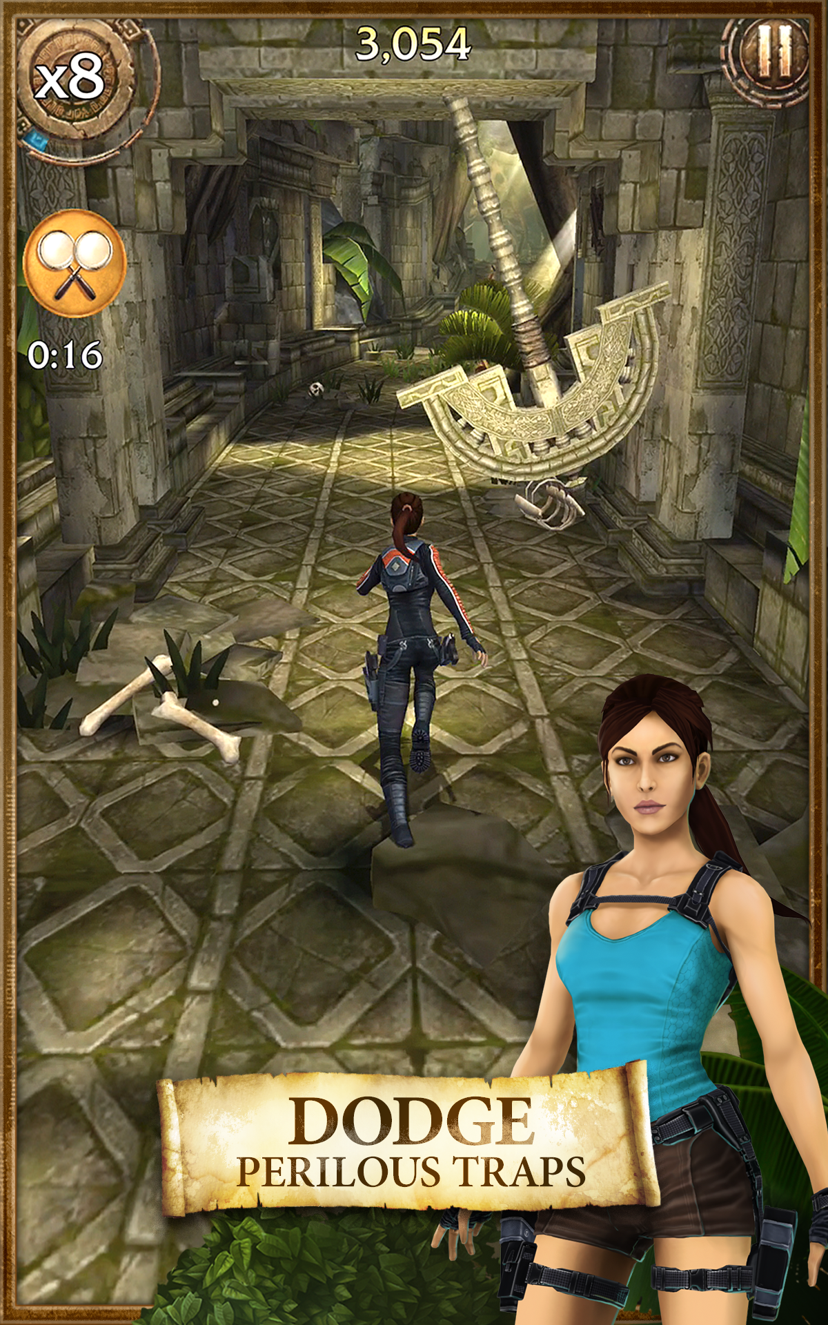 Lara Croft: Relic Run screenshot #11