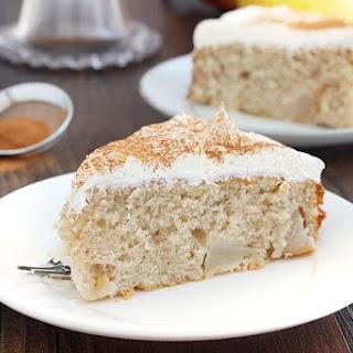 Cinnamon Pear Cake Recipes