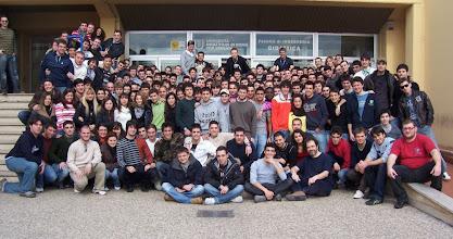 Photo: Analisi 2 (Meccanica, Ambiente & Territorio, e Energetica) 2007-08