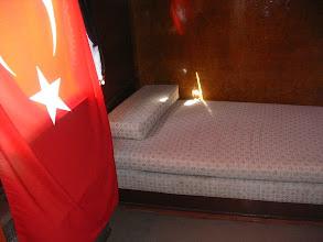 Photo: Atatürk'ümüzün kullandığı Vagonun İçi -  Çamlık Tren Müzesi - Selçuk