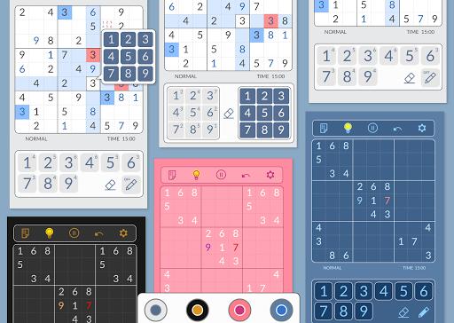 SUDOKU - Free, No Ads 1.1.406 screenshots 10