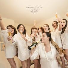 Wedding photographer Alessandro Colle (alessandrocolle). Photo of 30.04.2018